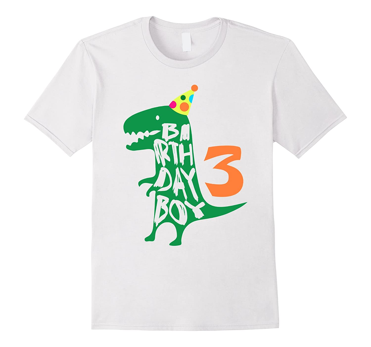 Birthday Boy 3 T Shirt