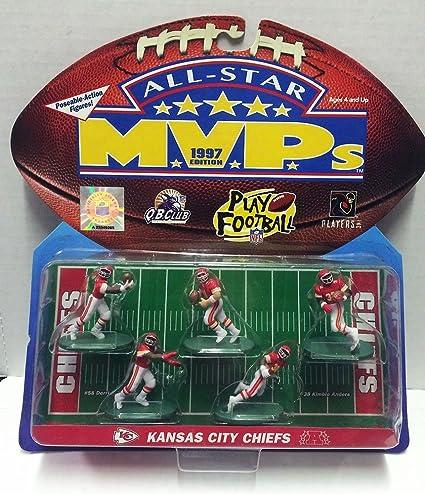 Amazon.com : Galoob 1997 All Star MVP Mini Action Figures ...