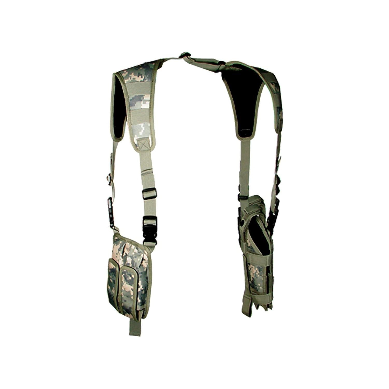 UTG Deluxe Vertical Shoulder Holster PVC H175R PVC-H175R