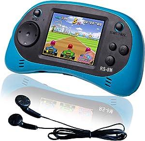 EASEGMER 16 Bit Kids Handheld Games