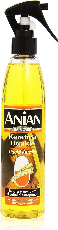 Anian Keratina Liquida Repara y Revitaliza Tratamiento Capilar - 250 ml