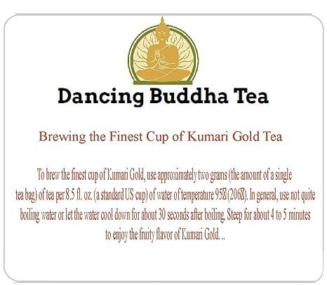 KUMARI Oro – La vida Diosa té nepalí: Amazon.com: Grocery ...