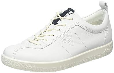 best sneakers 6280f 37881 ECCO Damen Soft1w Sneaker: Amazon.de: Schuhe & Handtaschen