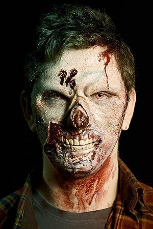 Meralens Latex Maske Korperteile Fasching Zombie Stirn Harry Und