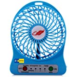 E-Cosmos Mini Portable Usb Rechargeable 3 Speed Fan