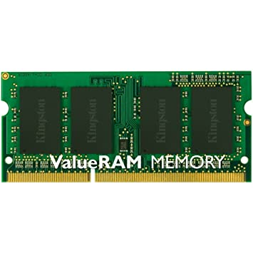 Amazon.com: Kingston – Memoria RAM Valor KVR16S11/8 8 GB ...