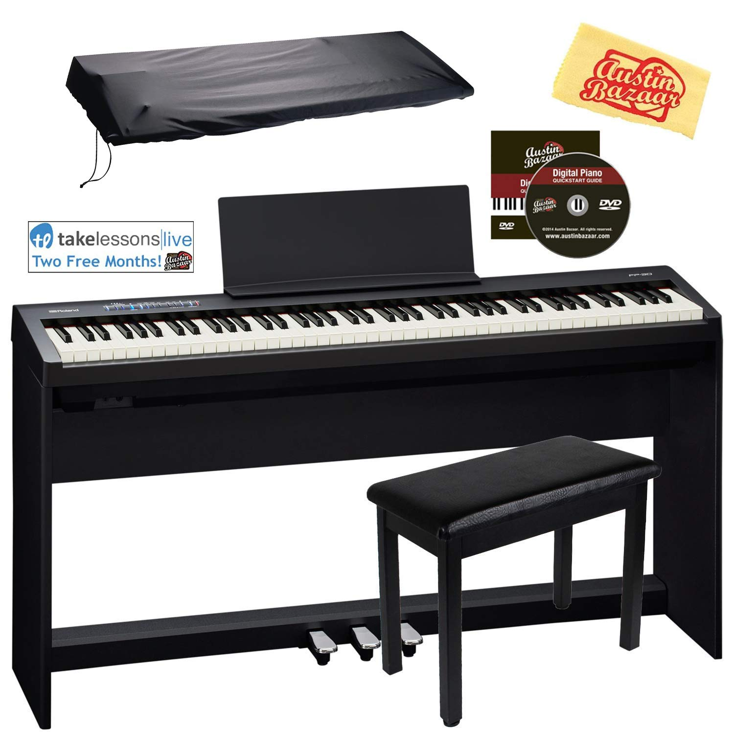Top 10 Best Digital Piano with Weighted Keys (2020 Updated) 4