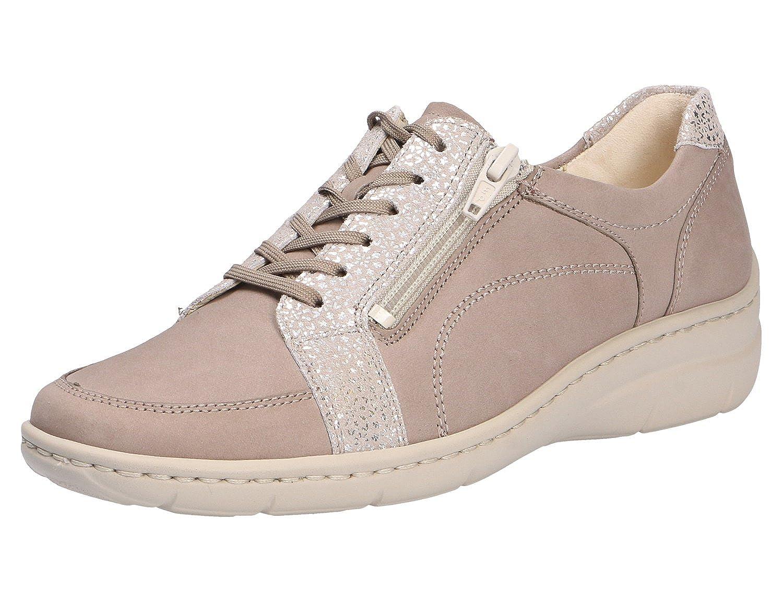 Waldläufer 931003-202-060 - Zapatos con Cordones de Cuero Mujer Mujer Mujer 68638b