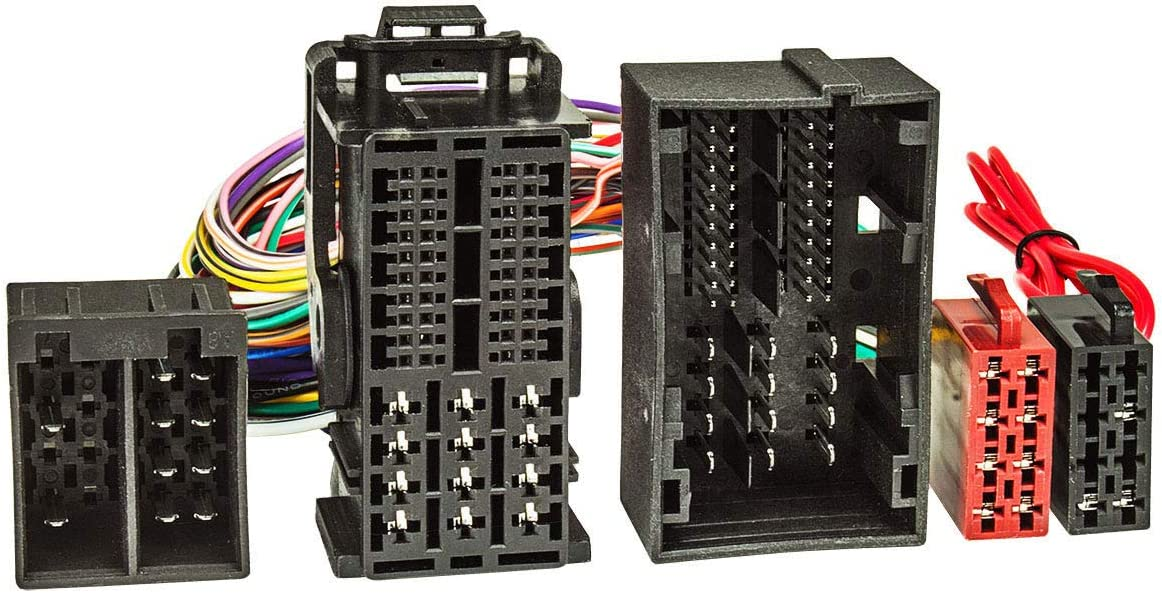 Tomzz Audio 7312 000 T Kabel Iso Passend Für Alfa Romo Elektronik