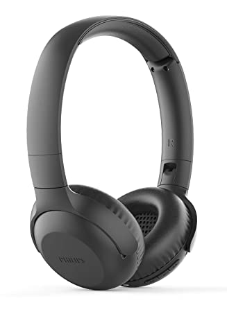 Philips Upbeat Tauh202bk Wireless Bluetooth 5 0 On Ear Amazon In Electronics
