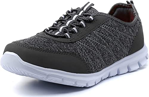Women Two Tone Athletic Light Weight Tennis Shoes Comfortable Fashion Designer