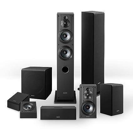 Sony CS Series Speakers Bundle SSCS3 Floor Standing Speaker 2