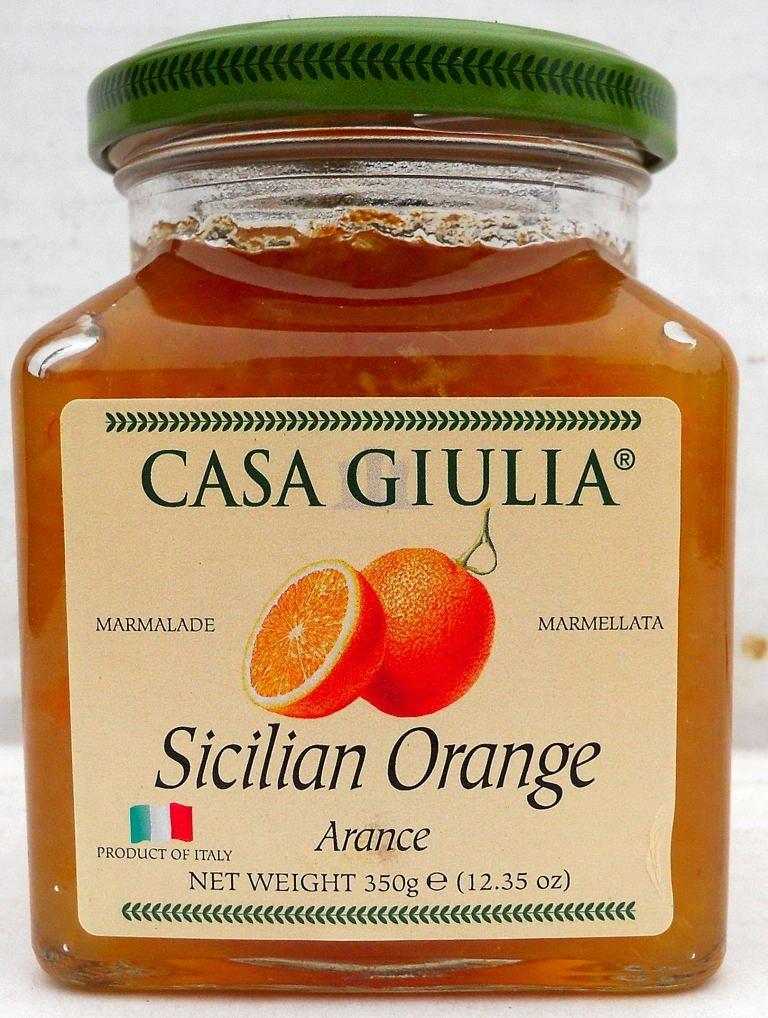 Casa Giulia Marmalade Sicilian Orange