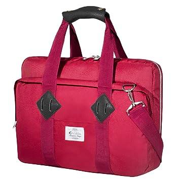E-Vitta EVLB000461 - Bolsa para portátil (16) Color Rojo ...