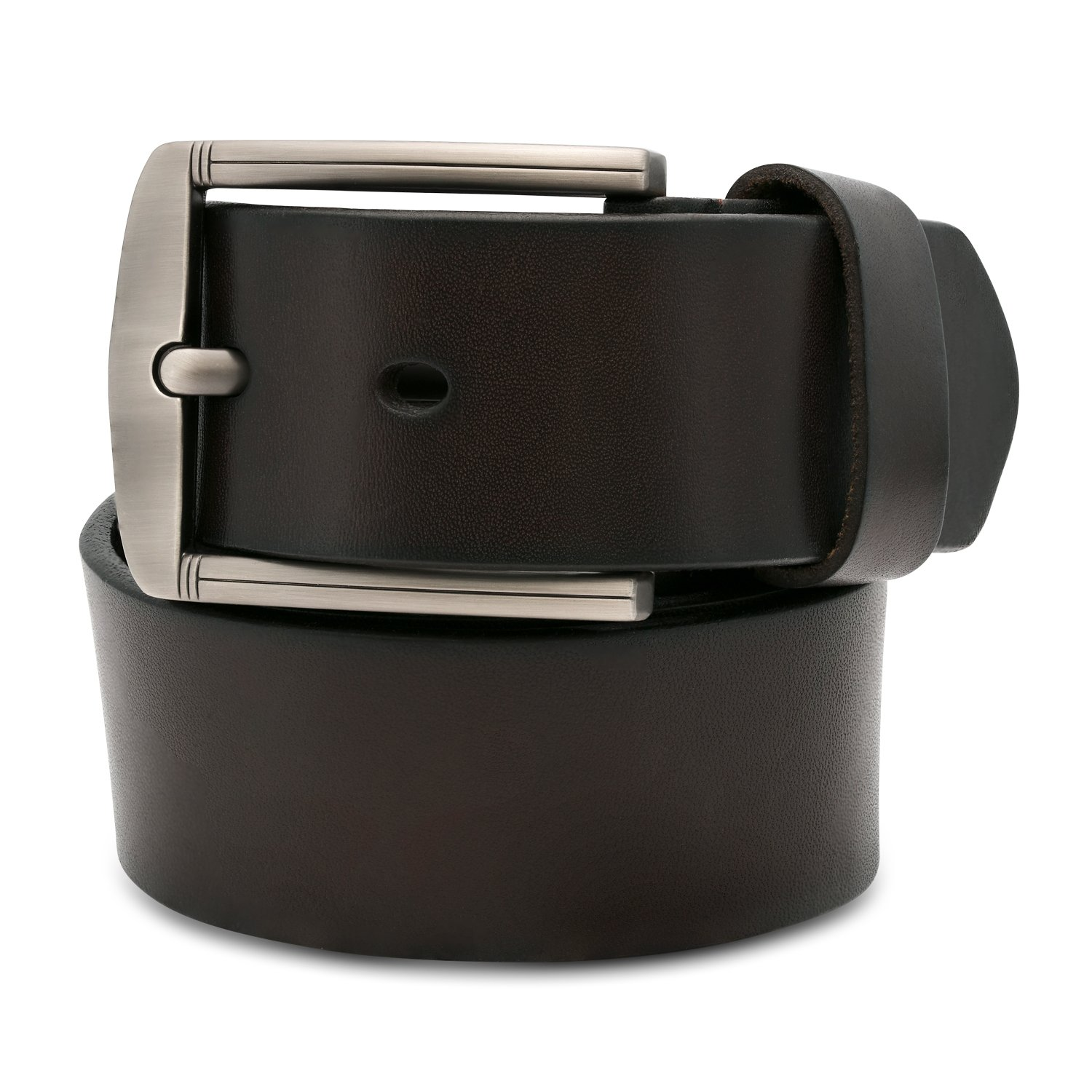 Scott Allan Men's Full Grain 100% Leather Belt Scott Allan Collection
