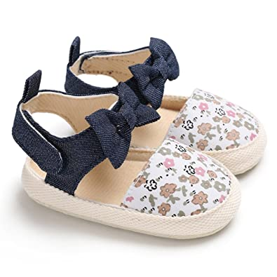 En Tissu Bébé Chaussures Fille Pour Fleuri Kfnire Tout xBeroCWd
