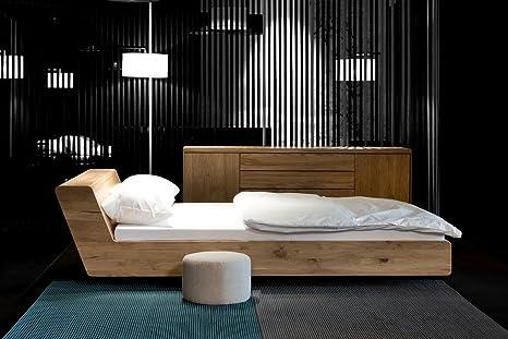 Letti Di Design In Legno : Mazzivo lugo letto in legno di alta qualità semplice e senza