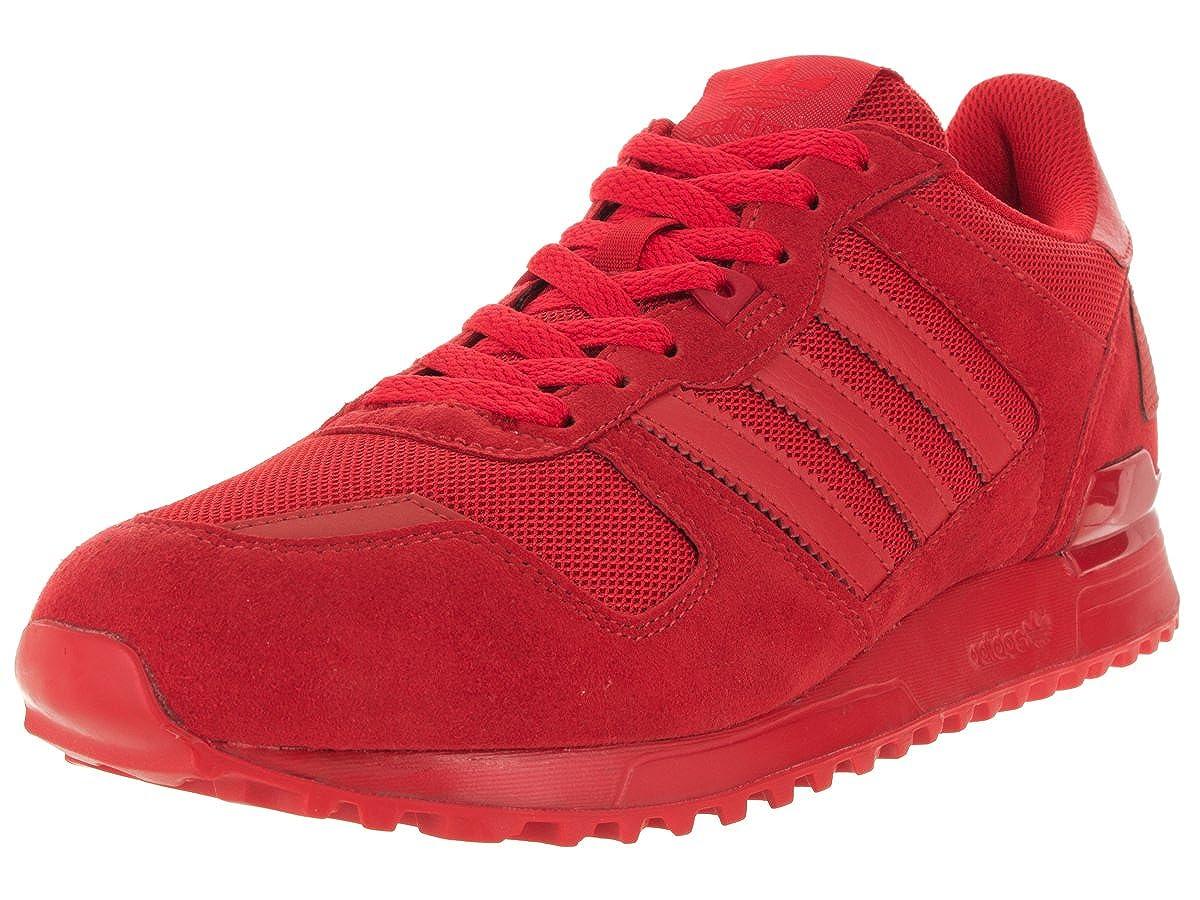 the best attitude d535c cf8e3 adidas Men's Zx 700 Originals Red/red/red Skate Shoe