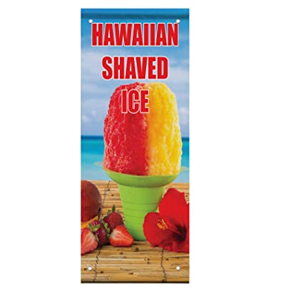 shaved signs Hawaiian ice