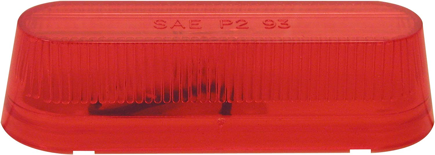 Peterson Manufacturing 136R Thin-Line Clearance and Side Marker Light