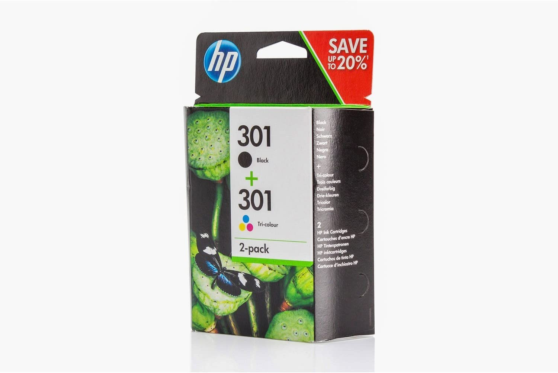 Tinta original para HP Envy 4502 e-All-in-One HP 301, n9j72 a ...