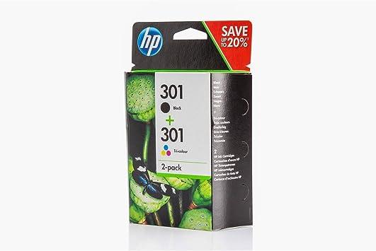 Original de tinta para HP Deskjet 2540 HP 301, n9j72 a, no301 ...