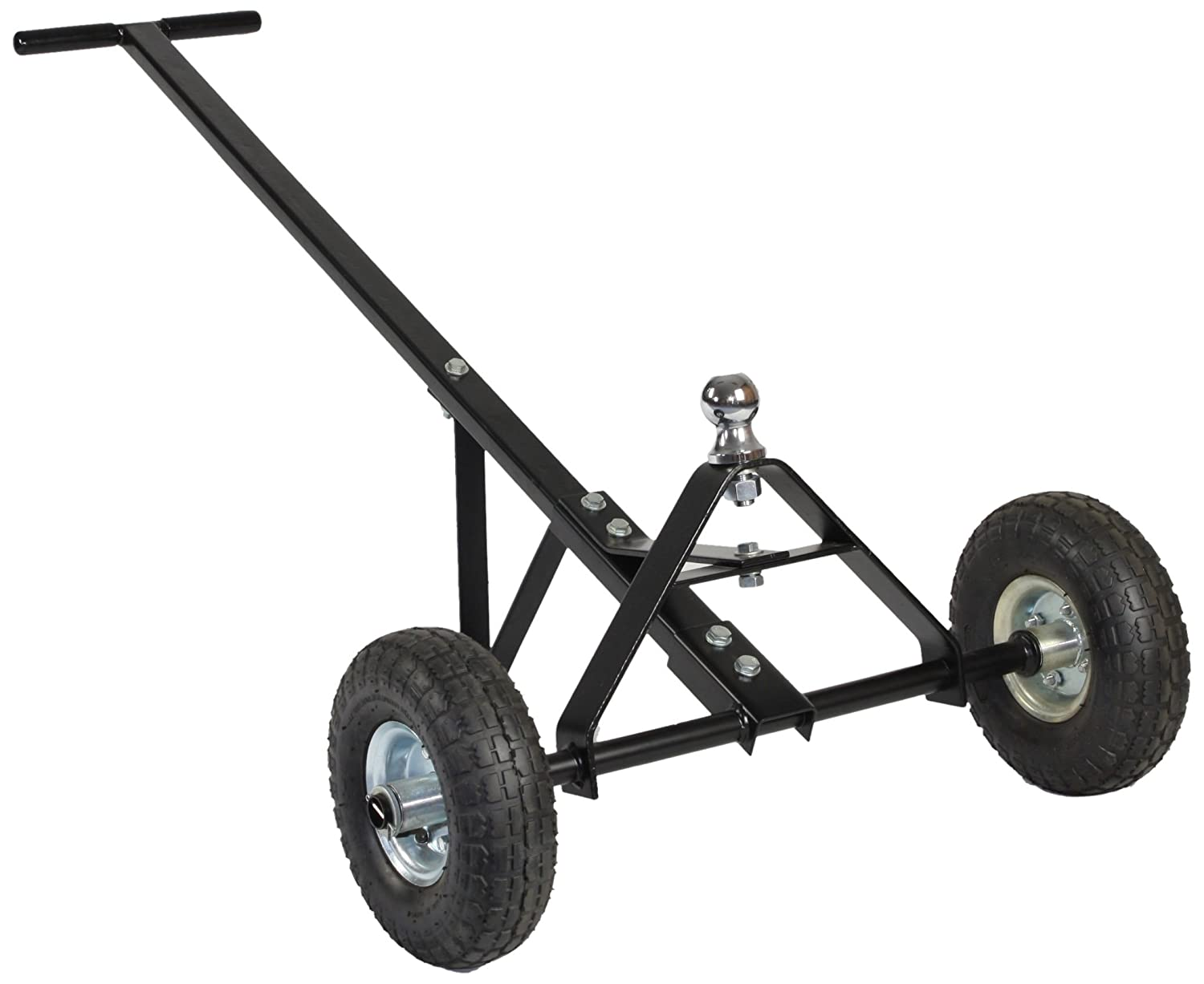 "MaxxHaul 70225 Trailer Dolly With 12"" Pneumatic Tires - 600 Lb. Maximum Capacity"