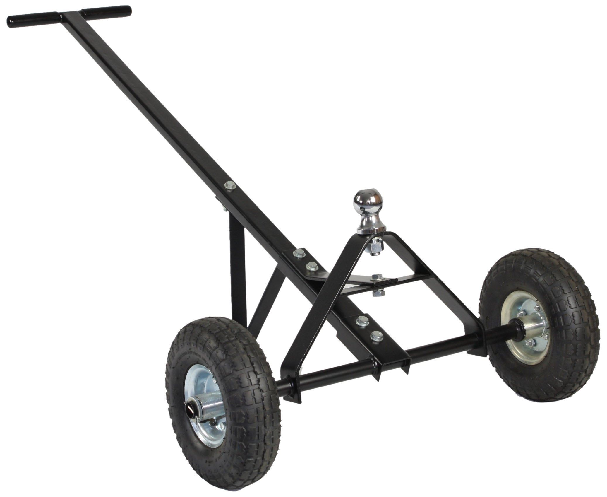 MaxxHaul 70225 Trailer Dolly With 12'' Pneumatic Tires - 600 Lb. Maximum Capacity