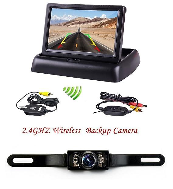 Tft Wireless Backup Camera Installation - WIRE Center •