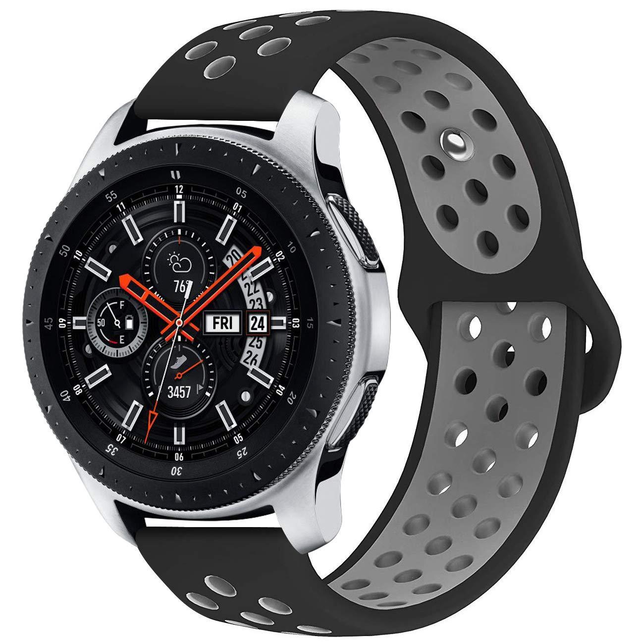 Malla Para Reloj Ticwatch Pro, Amazfit Stratos, Gear S3