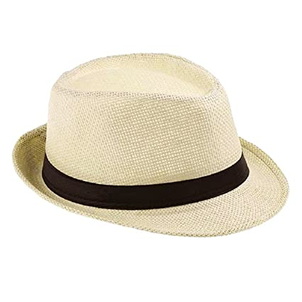 f9c945cf Miki Da NEW Wide Brim Sun Hats For Women Men Jazz Caps Panama Fedoras  Unisex Top