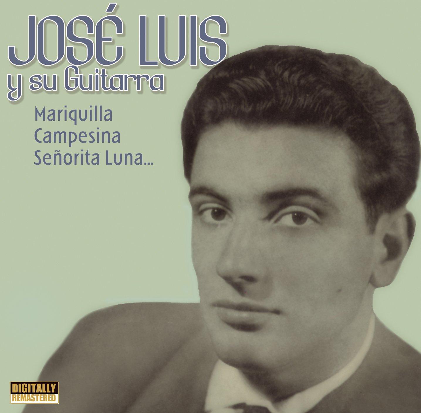 Jose Luis y su Guitarra: Jose Luis: Amazon.es: Música