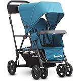 Joovy Caboose Ultralight Graphite Stroller, Turq