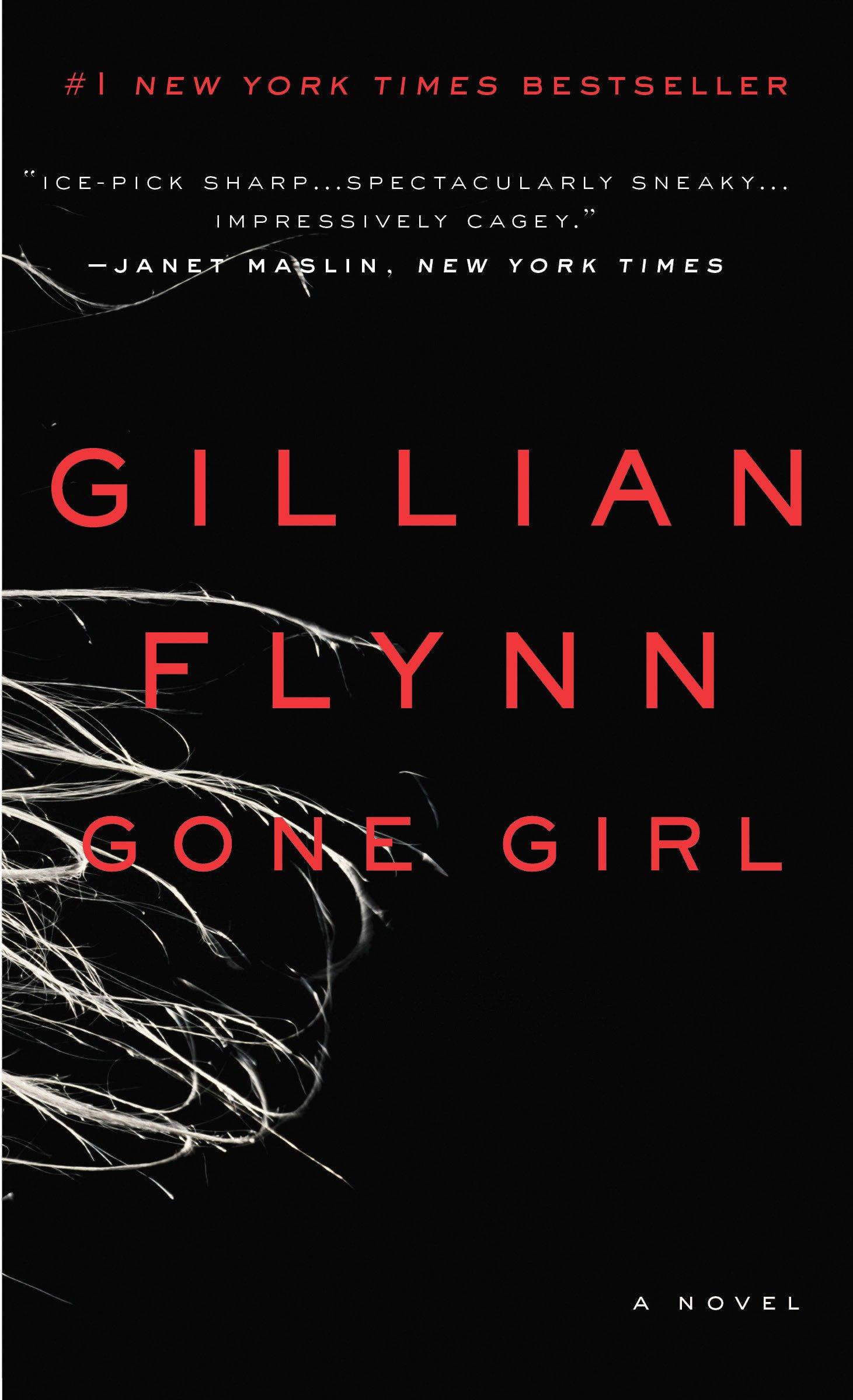 Amazon gone girl 0783324824353 gillian flynn books fandeluxe Choice Image