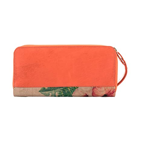 Velez Women Genuine Full Grain Colombian Leather Bifold Checkbook Wallets Credit Card Holder | Chequeras de Cuero Colombiano para Mujeres White at Amazon ...