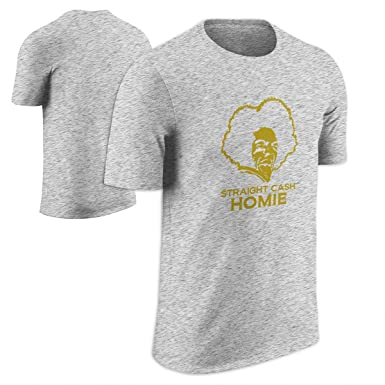 pretty nice 1cfec 70f25 Randy Moss Straight Cash Homie Funny Football Mens T-Shirt Black