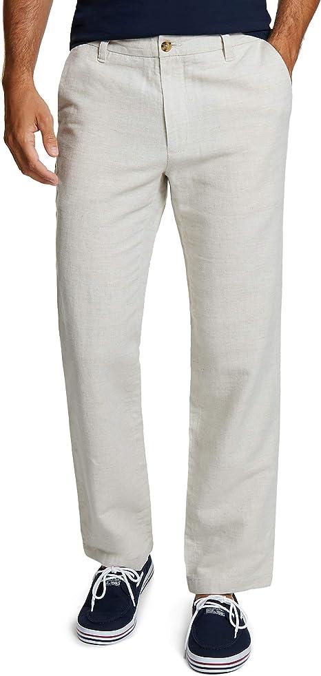 Nautica Pantalones De Vestir Para Hombre Amazon Es Ropa Y