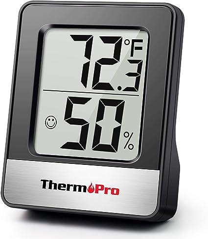 2020 Digital Thermometer Humidity Meter Room Temperature Indoor LCD Hygrometer