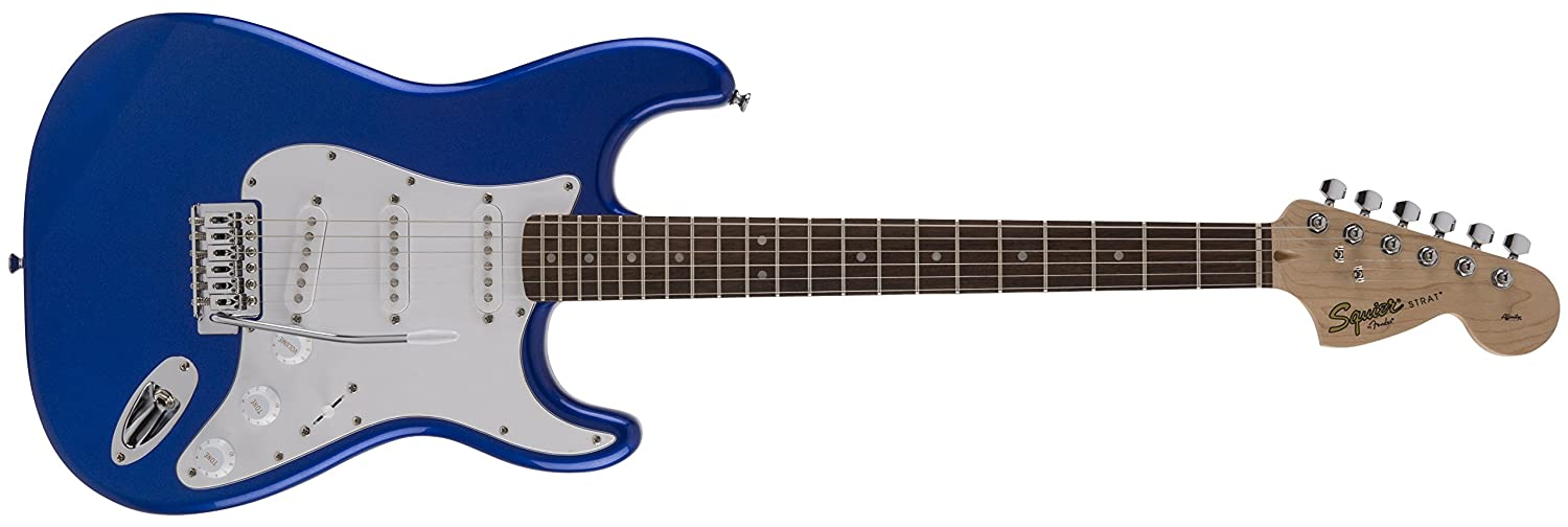 Squier by Fender エレキギター Affinity Series™ Stratocaster® SSS, Imperial Blue B07CMBK3GR インペリアルブルー インペリアルブルー