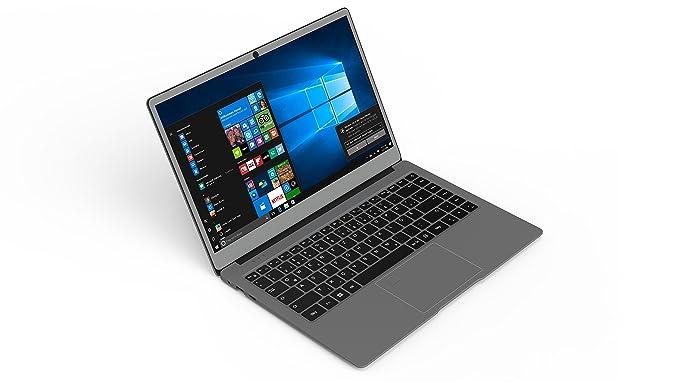 Odys 35.6cm (14 Zoll) Notebook Intel Celeron 4GB 64GB SSD Intel HD Graphics 515 Windows 10 Hom: Amazon.es: Informática