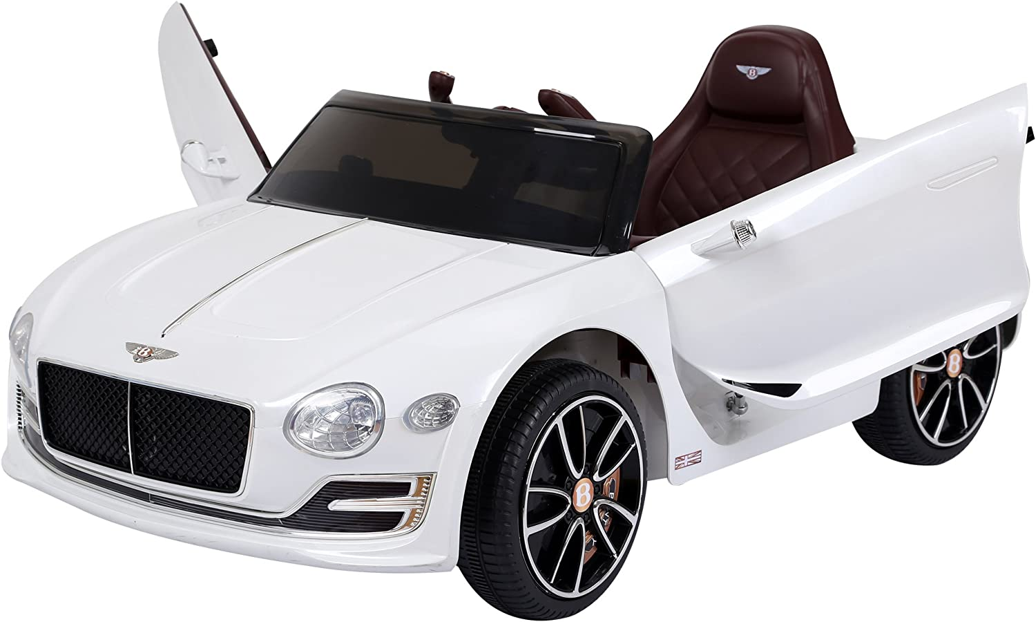 New Kids Licensed Bentley GT Coupe EXP12 12V Battery Ride On Car 2.4G Remote