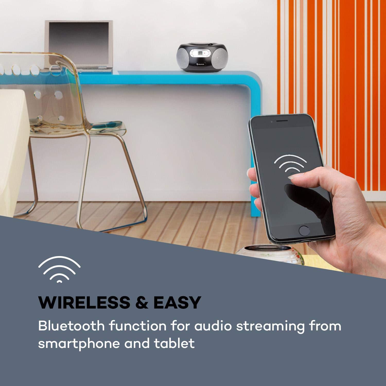 Portable Sound & Video Electronics & Photo LED Display FM Radio ...