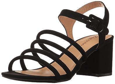 7e66a058f60 ZIGIny Women s Gladys Dress Sandal Black SD A 6 M US