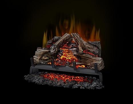 Amazoncom Napoleon NEFIH Woodland Electric Log Set For - Electric logs for fireplace