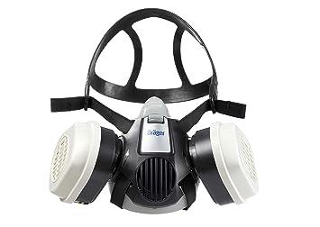 Dräger X-Plore 3300 Kit de semi máscara + filtros de partículas ABEK1 Hg P3 RD ...