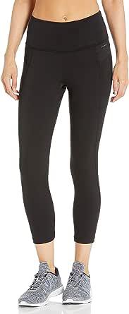 JOCKEY Women's High Waist Capri Legging