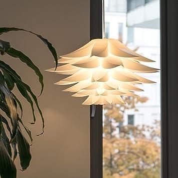 Lampwin Lotus Pantalla para lámpara de techo, DIY, IQ ...