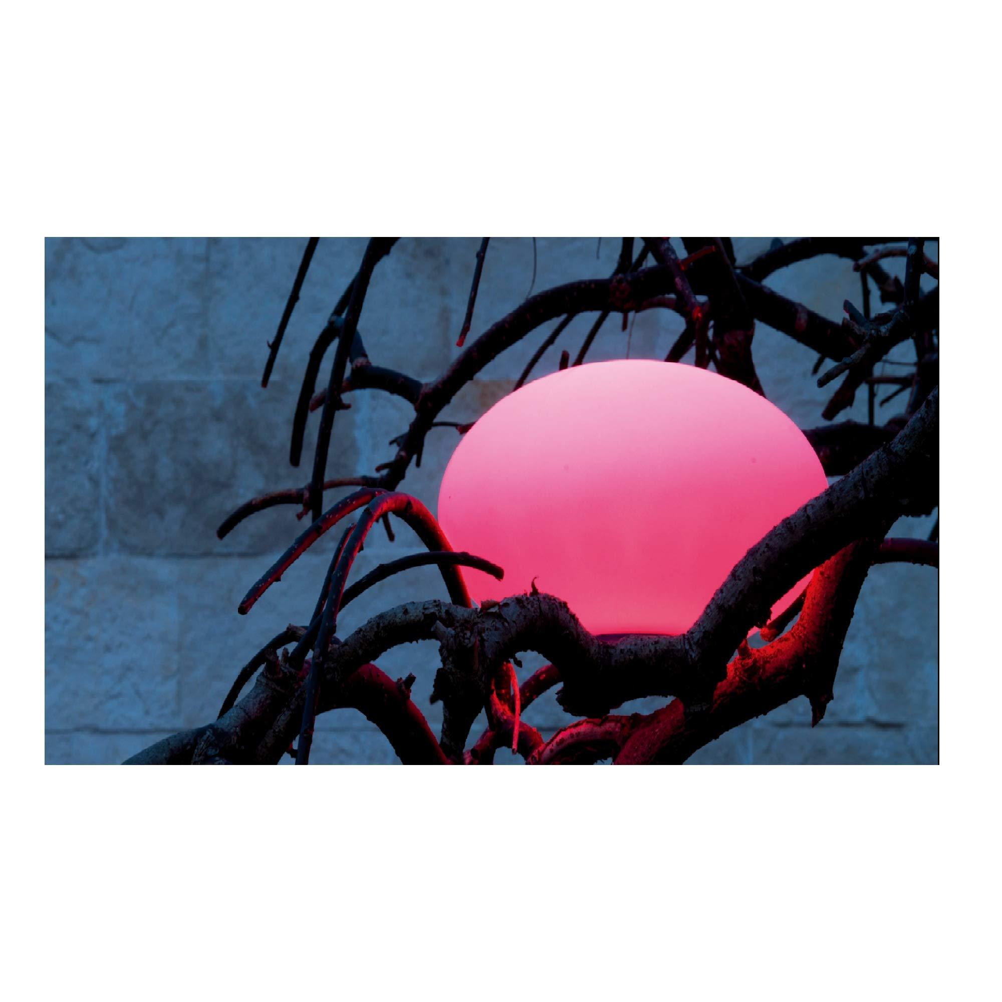CC Outdoor Living 14'' LED Flat Ball