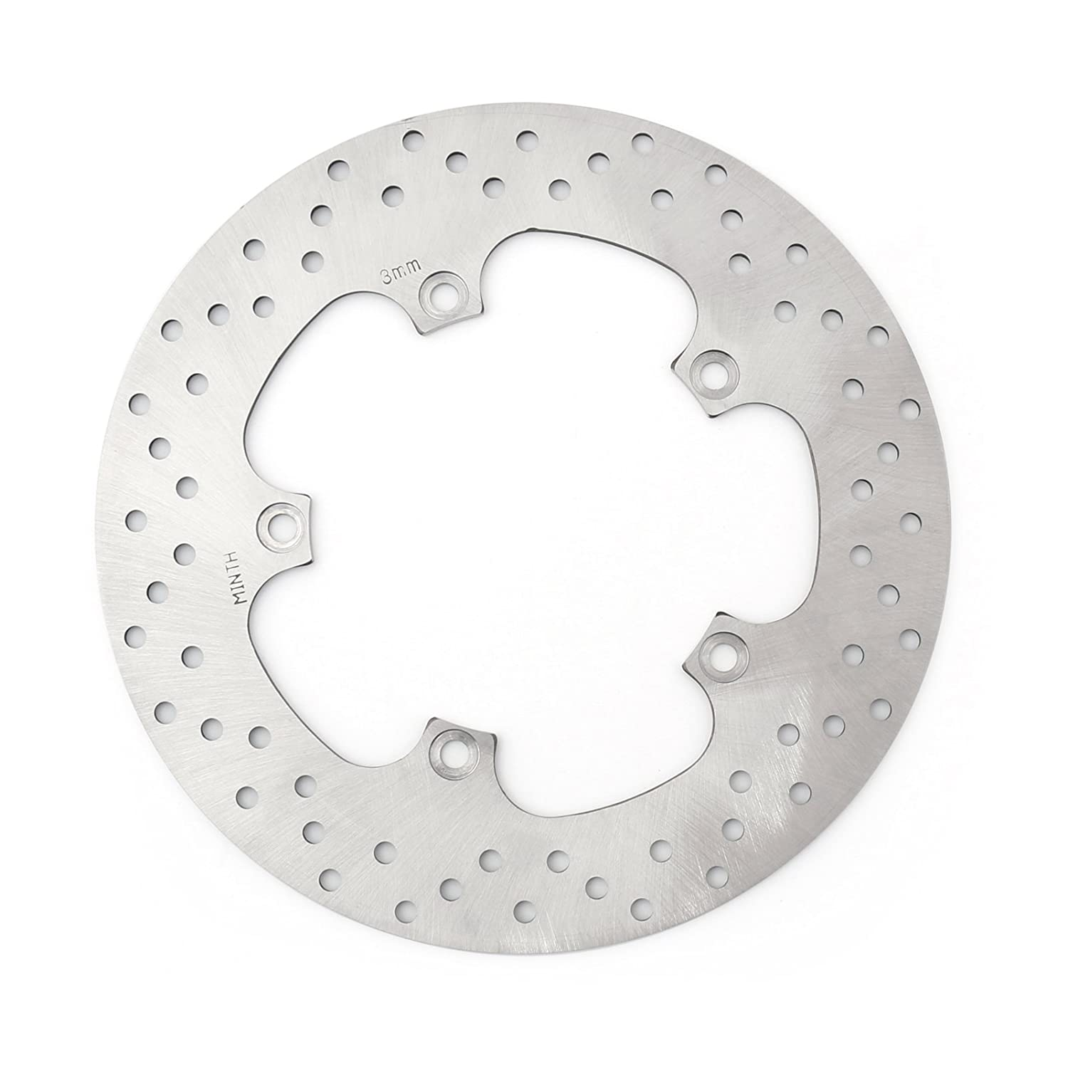 Areyourshop Front Brake Disc Rotor For Yamaha YP125 YP125R X-Max 06-09 YP400 Majesty 400