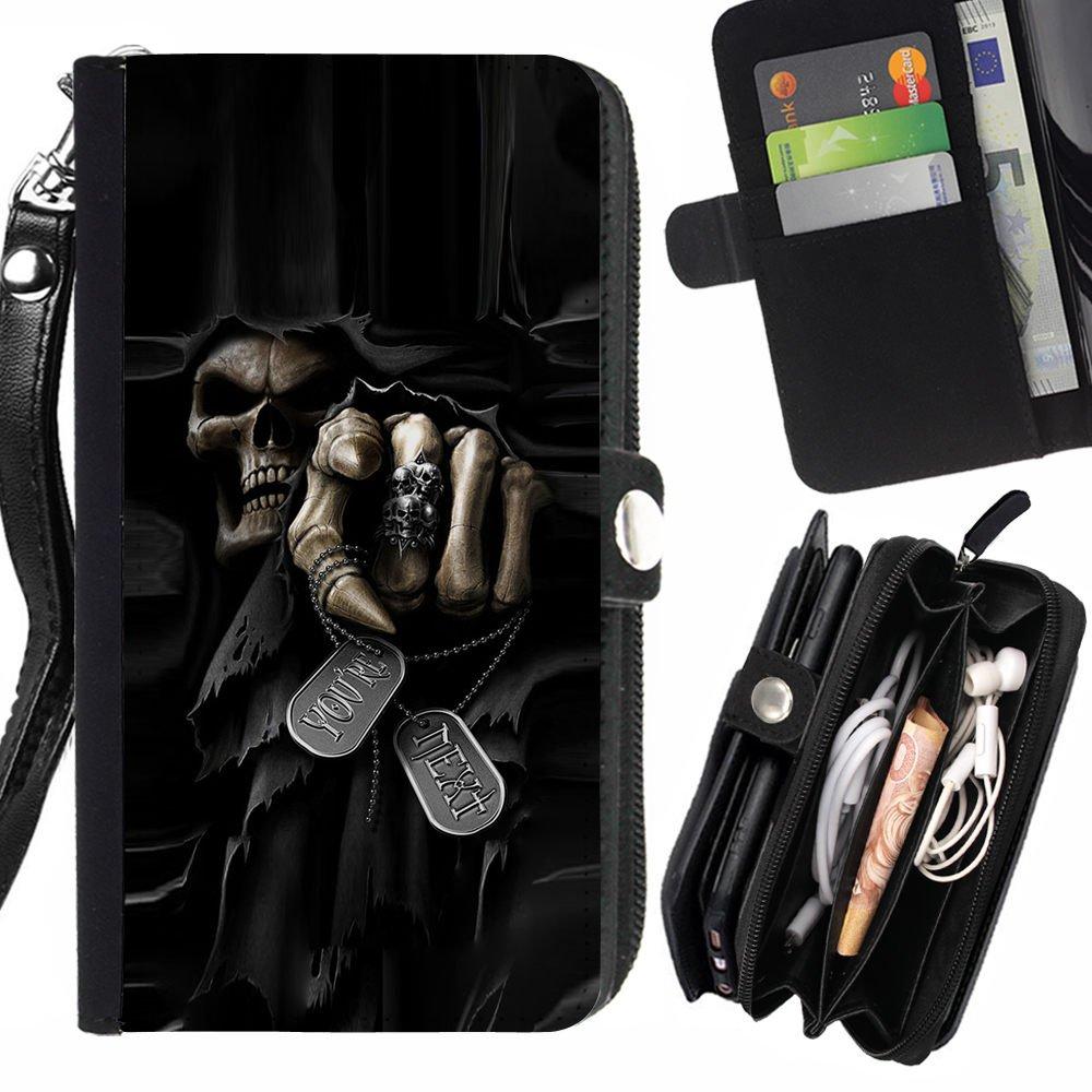 Amazon.com: KING CASE FOR SONY XPERIA Z2 Death Grim Reaper ...